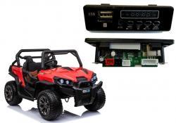 Panel Muzyczny Do Auta na Akumulator WXE8988