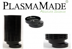 PlasmaMade GUC 1214 - Maksymalna wydajność do 1000m3 / h - Plazmowy filtr uniwersalny do okapów