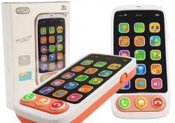 Interaktywny Telefon Smartphone dla Niemowlaka Edukacyjny