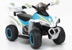 Quad na Akumulator GTS1188-A Biały Policyjny
