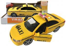 Auto Taxi + Efekty Świetlne i Dźwiękowe 1:16