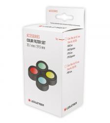 Ledlenser zestaw filtrów 35,1 mm