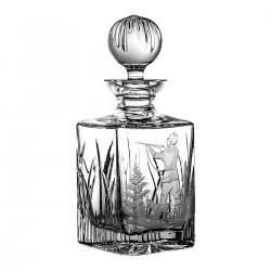 Karafka do whisky brandy grawer myśliwski (16095)