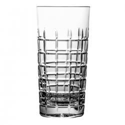 Szklanki long drink symetric kryształowe 6 sztuk 09235