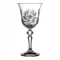 Kieliszki kryształowe do wina 6 sztuk 3572