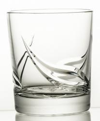 Szklanki do whisky kryształowe 6 sztuk