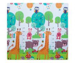 Mata piankowa składana Play Giraffe T1
