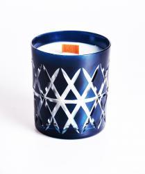 Szklanka świeca kryształowa zapachowa KARKONOSZE (13385)