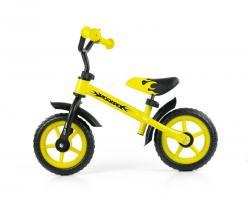Milly Mally Rowerek Biegowy Dragon yellow