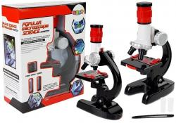 Mikroskop Dziecięcy Zestaw Edukacyjny 1200x