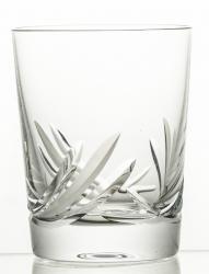 Szklanki kryształowe do whisky napojów 6 sztuk (04418)
