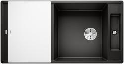 BLANCO AXIA III XL 6 S antracyt z deską szklaną bez korka aut. 522179