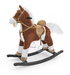 Milly Mally Koń Mustang ciemny brąz