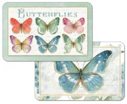 "Cala Home Podkładki na stół dwustronne C49696 ""butterflies"""
