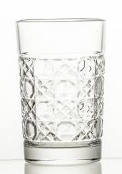 Szklanki kryształowe do herbaty napojów