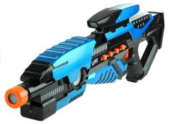 Kosmiczny Pistolet 5 Kolorów Świateł LED + Dźwięki