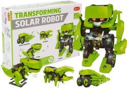 Robot Solarny Transformujący się 4w1