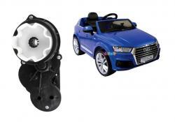 Silnik + Przekładnia do Auta na Akumulator AUDI Q7