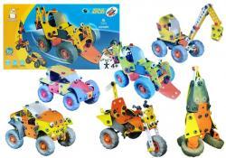 Klocki Konstrukcyjne Dla Dziecka 6 Zabawek 205