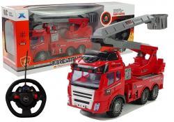 Auto Straż Pożarna Zdalnie Sterowana Wóz Straży RC