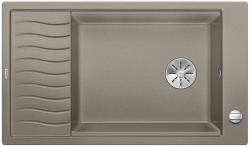 BLANCO ELON XL 8 S Silgranit PuraDur Tartufo odwracalny, korek auto., InFino, kratka ociekowa