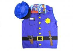Strój Policjant Przebranie Kostium dla Dziecka
