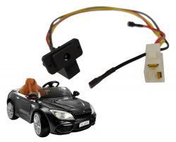 Gniazdo zasilające z kablami do pojazdu HJ8383 R008