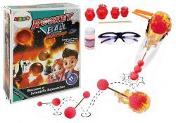 Zestaw Edukacyjny Chemiczne Kulki Piłki DIY