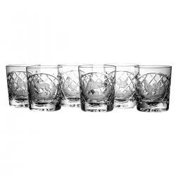 Szklanki grawerowane myśliwskie do whisky 6 sztuk (4962)