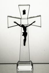 Krzyż kryształowy (14244)
