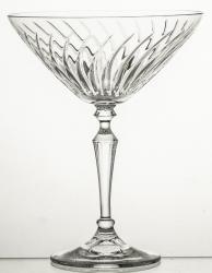 Kieliszki do martini szampana kryształowe 6 sztuk (14053)