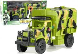 Auto Ciężarowe Wojskowe Jeep Moro Military