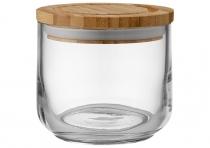 Ladelle Stak Glass Clear pojemnik do przechowywania żywności 9 cm L61344