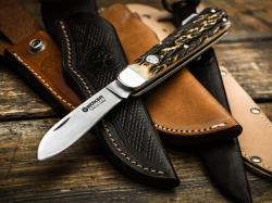 Nóż Boker Hunters Knife Mono CPM 62-63 HRC