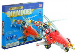 Helikopter do Samodzielnego Złożenia 204 Elementy
