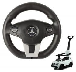 Kierownica do jeździka Mercedes