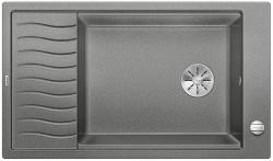 BLANCO ELON XL 8 S Silgranit PuraDur Alumetalik odwracalny, korek auto., InFino, kratka ociekowa
