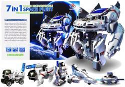 Kosmiczny Zestaw Robot Solarny 7w1 Ufo Kosmos