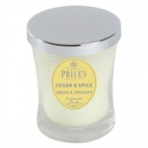 Price's Candles zapachowa świeca w słoiczku średnia SUGAR & SPICE hurt