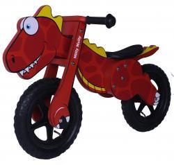 Milly Mally Rowerek Biegowy Dino Red