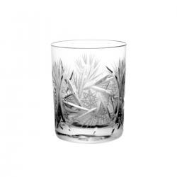 Szklanki do whisky kryształowe 6 sztuk 0825