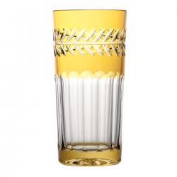 Szklanki long drink kryształowe kolorowe 6 sztuk (10460)