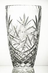 Wazon kryształowy na kwiaty (03440)