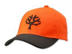 Czapka baseballowa Boker, pomarańczowo-zielona