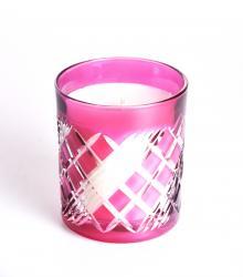 Szklanka świeca kryształowa zapachowa PARIS (13482)