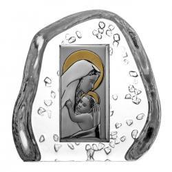 Skałka przycisk Matka Boska z Dzieciątkiem 3133
