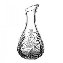 Karafka kryształowa do wina wody 5397