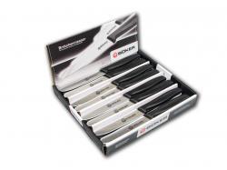 Zestaw 24 noży do chleba Boker w displayu