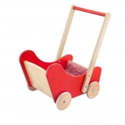 Viga 59215 2w1 Chodzik i wózeczek dla lalek