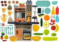 Pomarańczowa Kuchnia dla dzieci 93,5 cm